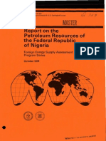 1.Petroleum Resources of Nigeria