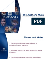 The ABCs of iThink