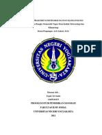 laporan praktikum meteorologi dan klimatologi
