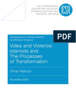 OmarAshour Islamists and the Processes of Transformation