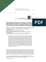 Zomeren British Journal of Social Psychology 47 2008 u
