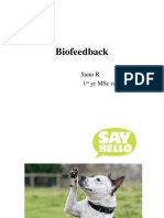 Bio Feed Back