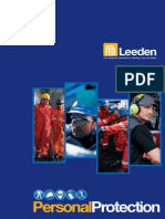 Leeden Safety Catalogue 2010 - Personal Protection