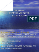 NEW LAGOS TERRITORY DEMARCATION