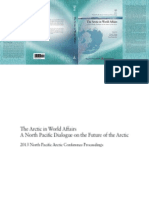 The Arctic in World Affairs
