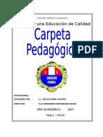 125769805 Carpeta Pedagogica Primaria