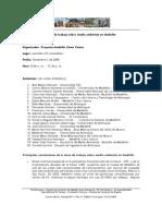 Memorias- Mesa de Trabajo Sobre Medio Ambiente en Medellín, 2008 (1)