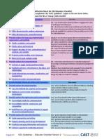 Group 3 UDL Educators Checklist