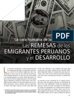Remesas Peruanas y Desarrollo