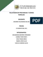 Television Regional y Provincial