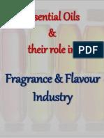 Essential Oils Market Brief