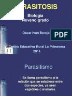 Parasitism o