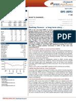 IDirect IDFC EventUpdate Apr2014