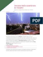 RAIOS ATINGEM TRÊS EDIFÍCIOS AO MESMO TEMPO.docx