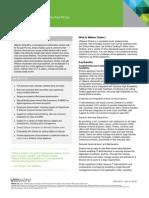 VMware Zimbra Datasheet 8.0