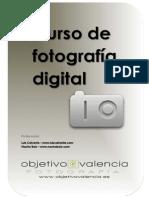 Curso Fotografia Objetivo Valencia