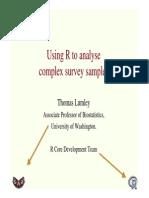 Analysis Complex Samples 131108