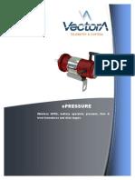 IVL Flow Control Ltd - EPressure Data Sheet