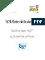 NCVIB_Monitoreo de Vibraciones OnLine