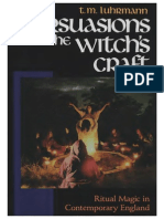 Persuasions of the Witchcraft T M Luhrmann