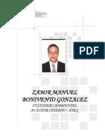 HOJA de Vida Zamir Bonivento