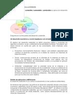 Tema 2.3 Desarrollo Economico y Ambiental