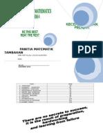 Modul Matematik Tambahan Form 4 Jpnp