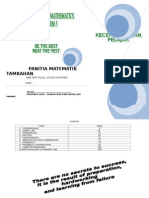 Modul Matematik Tambahan Form 5 (Jpnp)