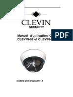 Manuel Utilisation Camera Surveillance