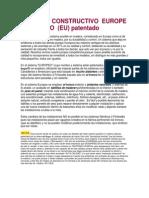 Sistema Constructivo de Madera Patentado