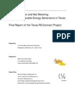 Interconnection Generators Texas