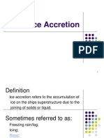 Lecture - Ice Accretion