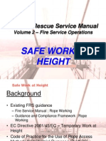 John Burke - Safe Work at Height