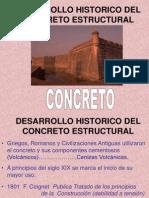 1 Clase Historia Del Concreto