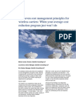 TMT_The Seven Cost Management Principles for Wireless Carriers_052511