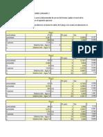 Ejercicio Promedio Presiones Capilares 2