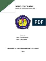 BENEFIT COST RATIO.pdf