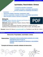 Bloco III CA 1-HeterocГ-clos QF I