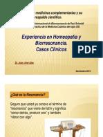 Documento La Biorresonancia - Material Para Enviar USAM