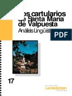Cartulario de Valpuesta.17001097