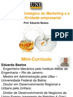 Marketing Estratégico e Competitividade