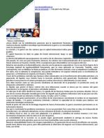 Poder Mundial y Estrategias Económicas Desestabilizadoras J Escalona