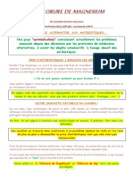 Le Chlorure de Mg PDF