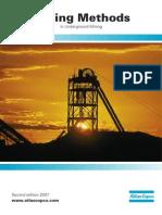 Methods for Underground Mining Atlas Copco