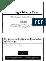 Charting an Indiana Divorce