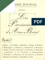 Libre Journal de la France Courtoise N°HS001
