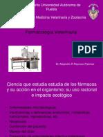 1 Farmacología Intro
