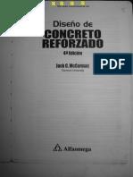 Diseño de Concreto Reforzado - Jack C. McCormac