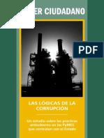 Las Lógicas De La Corrupción Poder Ciudadano Argentina