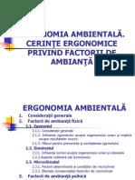 9-Ergonomie ambientala
